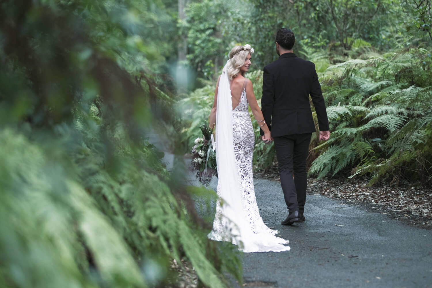 jay and jacinta - australian winter wedding