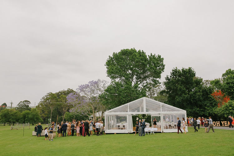 willow farm marquee