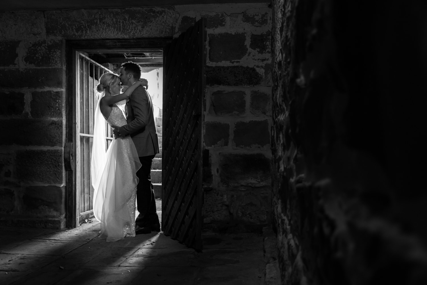 australian winter wedding - beneath wallalong house