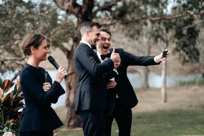 bendooley estate wedding